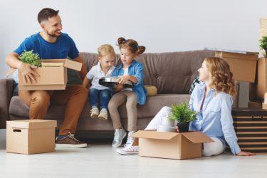 Comprar con INFONAVIT te permite cambiar de casa antes de pagarla